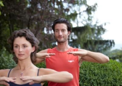 Personal Training Qi Gong